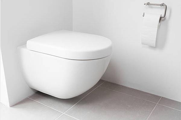 vvs fredericia - badeværelse toilet væghængt