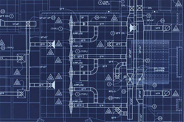 vvs fredericia - ventilation plan